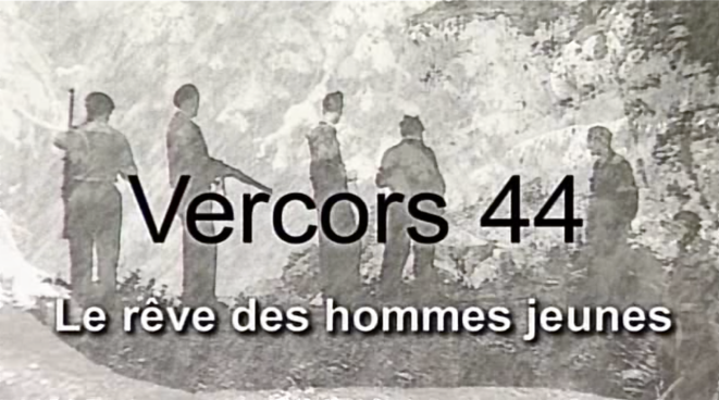 """Vercors 44"" : documentaire France 3 (2004) © Patrice Morel"