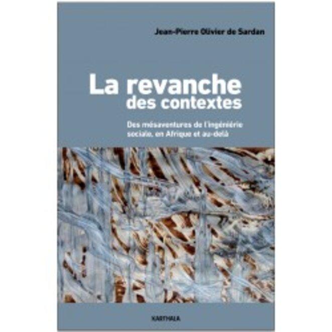 Couverture Livre La revanche des Contextes © Editions Karthala
