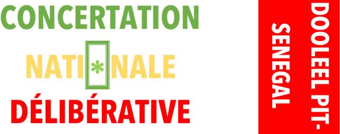 Concertation nationale délibérative © NIOXOR TINE