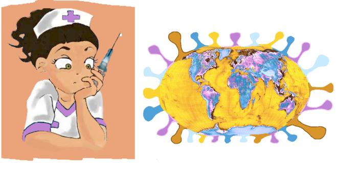 Des vaccins sinon rien : un pari risqué © AB