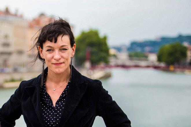 L'autrice et militante écosocialiste Corinne Morel Darleux