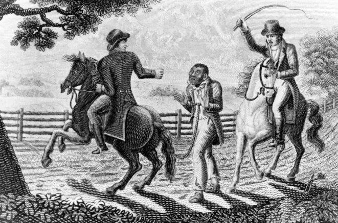 Slave Patrols: la 1ère police américaine