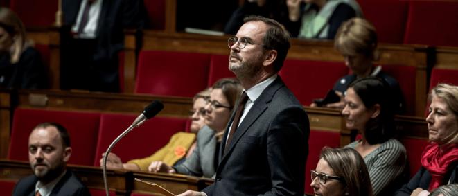 Benoît Potterie vote le floutage de gueule