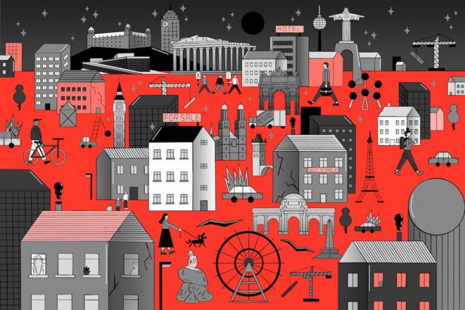 © Moritz Wienert pour Cities for Rent