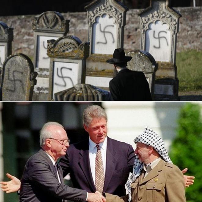 Begin Arafat Cimetière juif