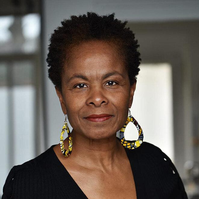 l'auteure Gerda Cadostin © Aline Princet