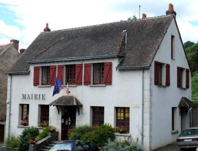 Mairie de Gargilesse-Dampierre