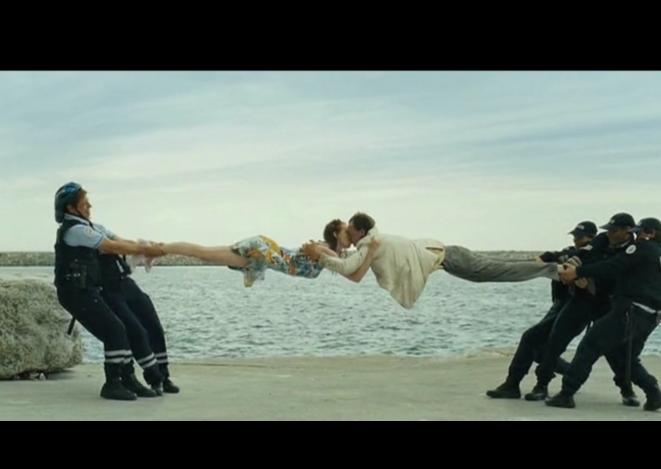 La Fée, film franco-belge, 2011 © Dominique Abel, Fiona Gordon et Bruno Romy