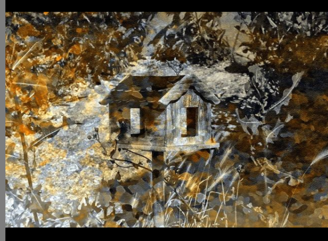 Little house © Luna TMG Instagram