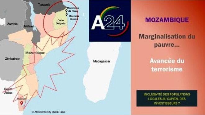 Mozambique, Marginalisation du pauvre, avancée du terrorisme