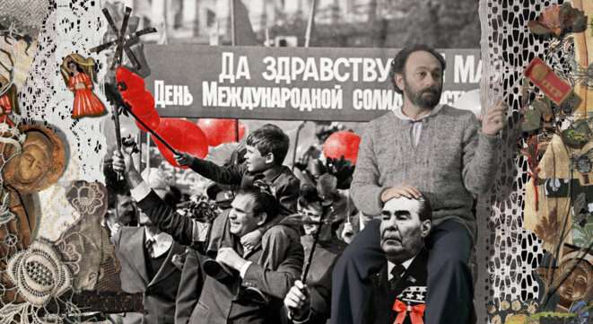 """""""Le Scandale Paradjanov ou la vie tumultueuse d'un artiste soviétique"""" de Serge Avédikian et Olena Fetisova © Tamasa"""