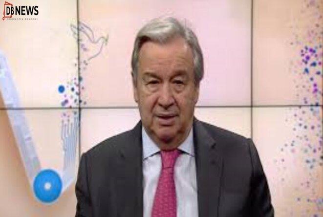Journée mondiale de la liberté de la presse, 3 mai 2021 – Message d'António Guterres, secrétaire général des Nations unies