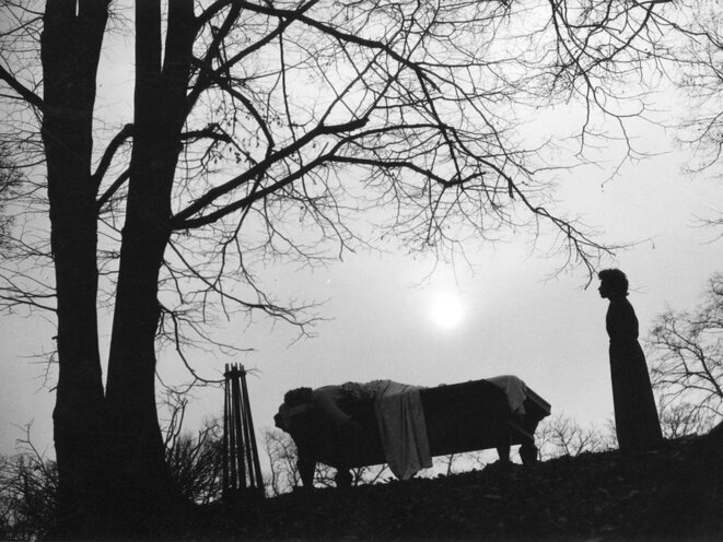 """""""Les Enfants terribles"""" un film réalisé par Jean-Pierre Melville © LCJ"""