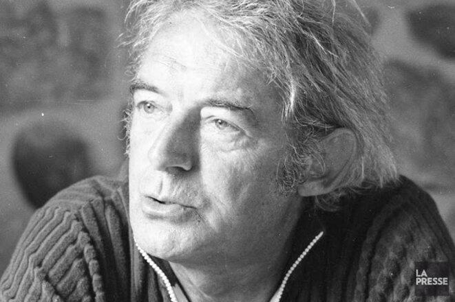 Félix Leclerc - Archive de La Presse Montréal -