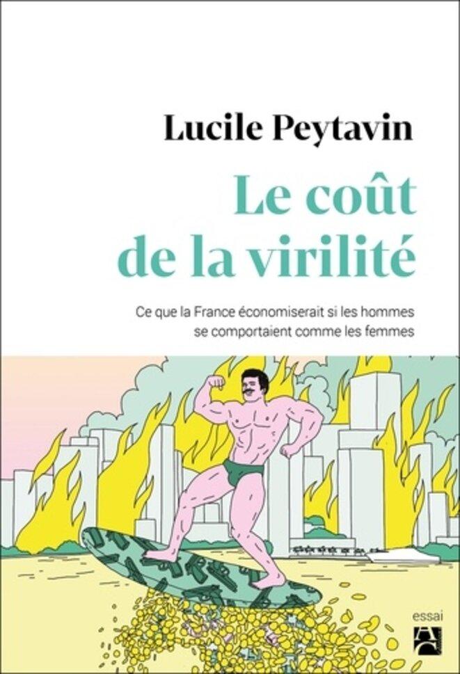 """""""Le coût de la virilité"""", Lucile PEYTAVIN"""