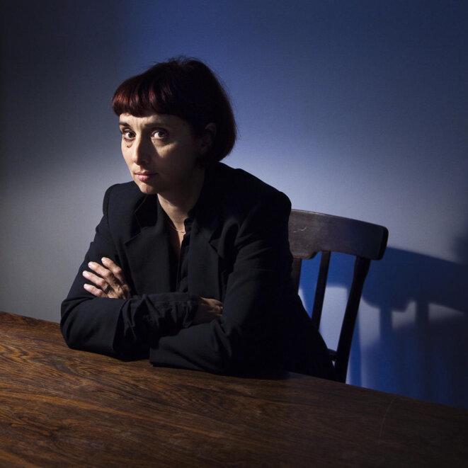 L'écrivaine Catherine Mavrikakis © DR