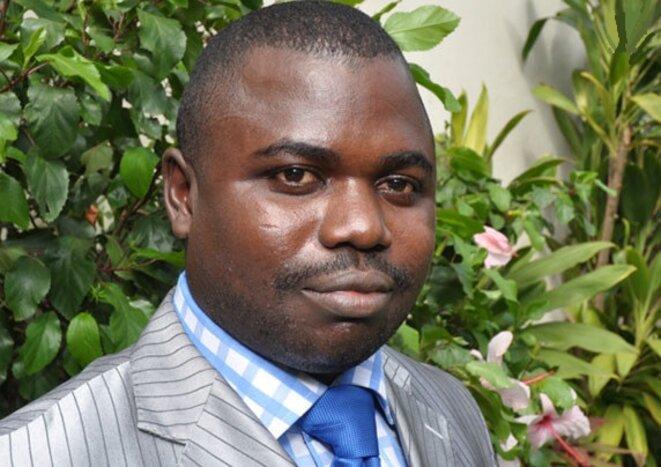 Djimon Oré, ancien ministre de la communication, président du Front des Patriotes pour la Démocratie (FPD).