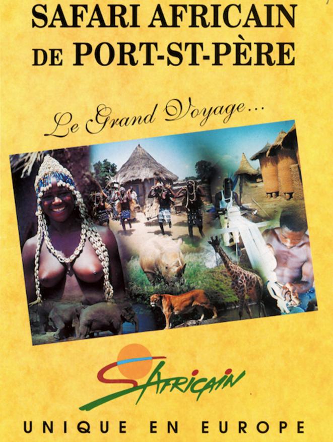 Affiche promotionnelle diffusée en 1994. © DR