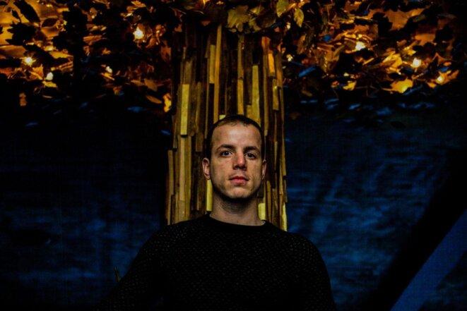 Matthieu Delaunay, auteur et journaliste © Antoine Besson