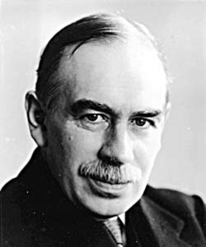 John Maynard Keynes (5 Juin 1883 à 21 Avril 1946)