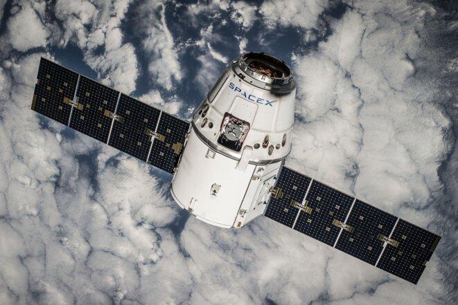 Starlink, la filiale de SpaceX société du milliardaire Elon Musk