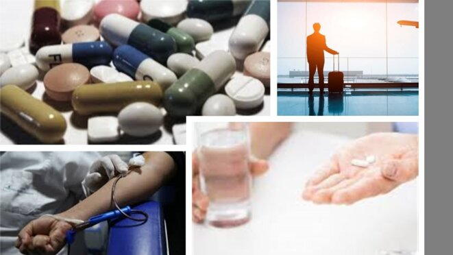 La maladie et le voyage sont des motifs de dispense du jeûne. © RISSALA