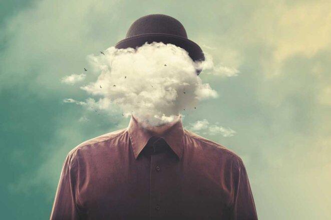 D'après Magritte - Différence -