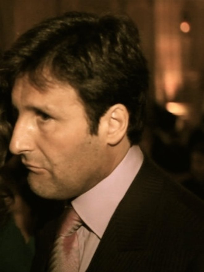 Arnaud Mimran, en 2011 © DR/Mediapart