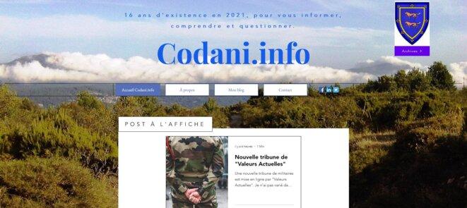 Nouveau site www.cdr.tf pour Codani.info © Didier CODANI