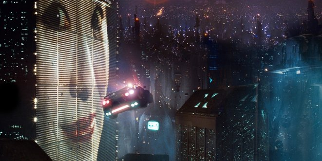 """Blade Runner"" de Ridley Scott © Warner Bros."