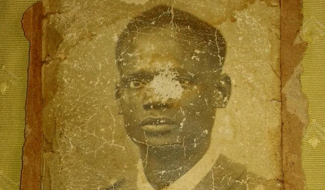 Le père de Biram Senghor, M'Bap Senghor, tué le 1er décembre 1944 après 4 années de captivité en France.
