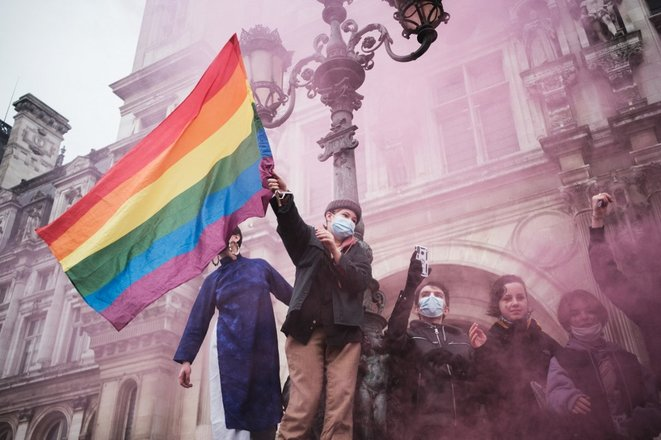 © Lucas Boirat / Hans Lucas via AFP