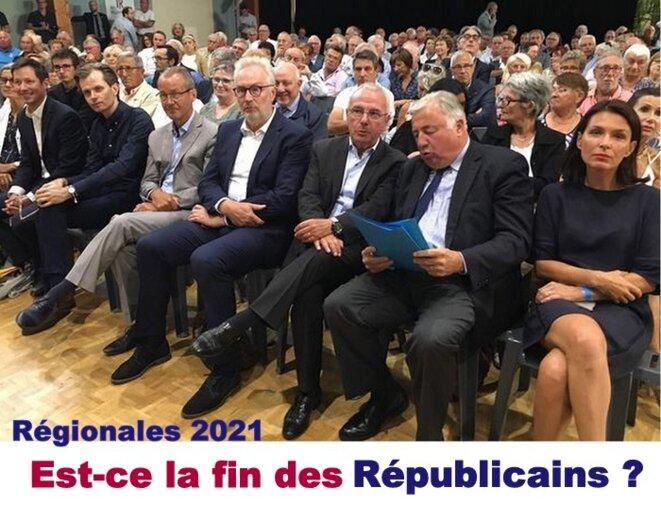 Les Républicains à la Baule en 2019 © Alban De Ferris
