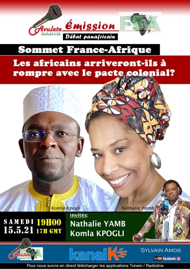 Sommet France-Afrique :  Les africains arriveront-ils à rompre avec le pacte colonial ?, Togo, difficile renversement du régime militaire une lutte de libération s-impose-t-elle