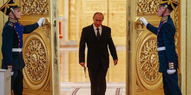 S'attaquer l'Etat de droit, c'est ouvrir la porte à l'autocratie © AFP PHOTO / POOL / SERGEI ILNITSKY