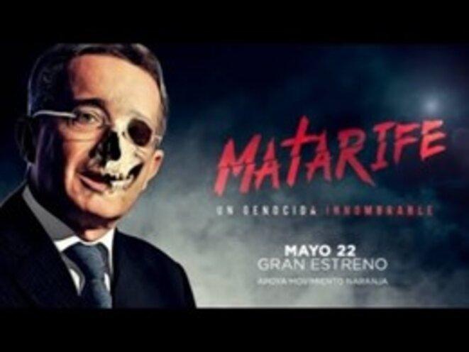 Matarife, la série de Daniel Emilio Mendoza Lea.