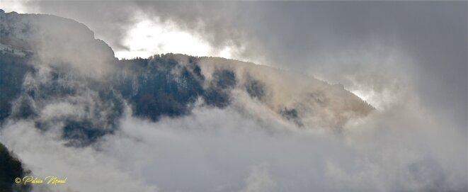 La montagne dégouline © Patrice Morel (mai 2021)