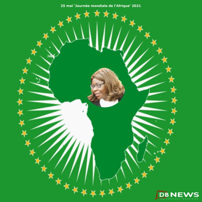 25 mai 'Journée mondiale de l'Afrique' 2021 – AM DWORACZEK-BENDOME