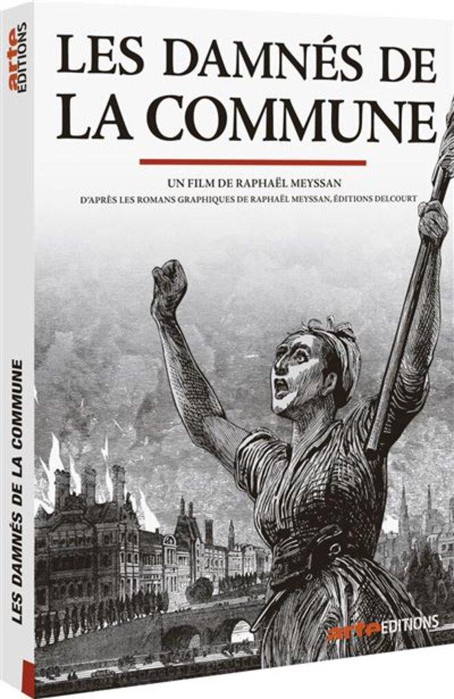les-damnes-de-la-commune-dvd
