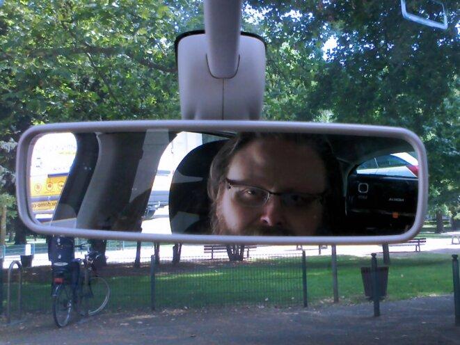 Un regard sur ma mobilité : un long parcours avant de sauter le pas de ne plus avoir une auto personnelle ! © Bruno Dalpra