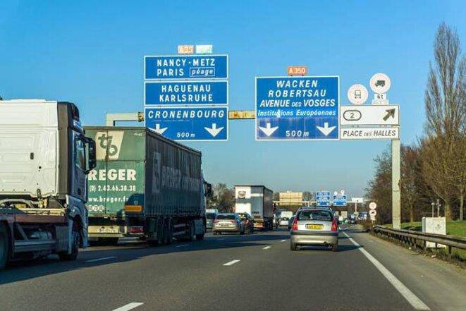 15 ans de perdu  et un Contournement Ouest de Strasbourg qui aurait pu être évité !