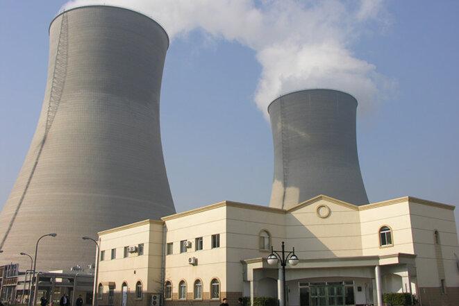 Une centrale de la Shandong Zhonghua Power Company, co-détenue par EDF et China Energy. © asia.edf.com
