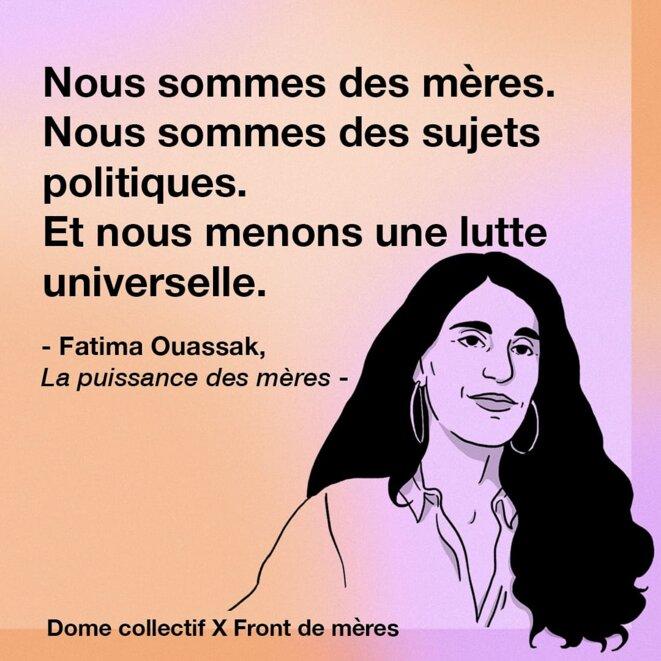 """Campagne """"Braquage de la fête des mères"""" © Affiche de Chloé Tournés"""