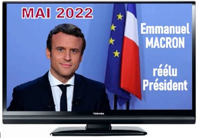Emmanuel Macron © Alban De Ferris