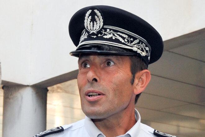 Le commissaire général Jean-François Illy, 2012. © Gérard Julien