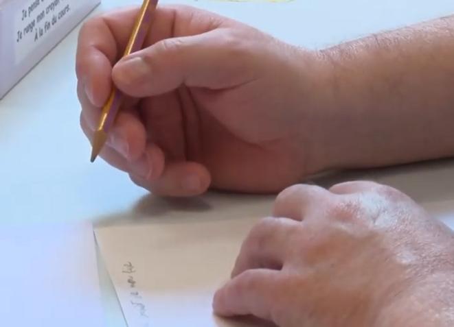 Les ateliers d'écriture de Marguerite Rodenstein à la prison de Colmar