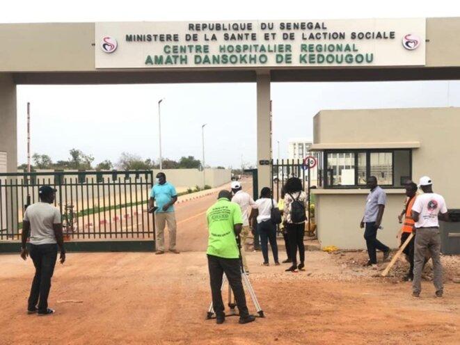 Inauguration du nouvel hôpital de Kédougou
