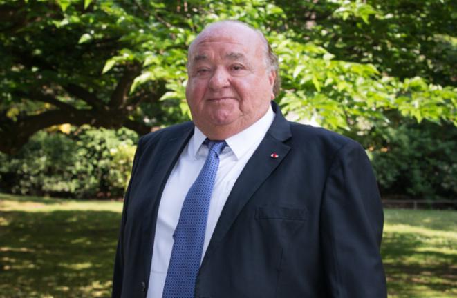 Jean-Pierre Bansard, l'une des plus grandes fortunes de France, rêve d'être élu sénateur. © ASFE