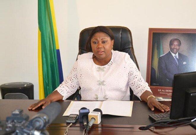 Gabon – Marie-Françoise Dikoumba, Gouverneure de la province de l'Estuaire