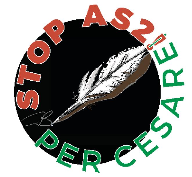 STOP AS2 PER CESARE © Salve Cesare